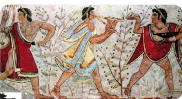 Il segreto degli Etruschi narrato dalle sale