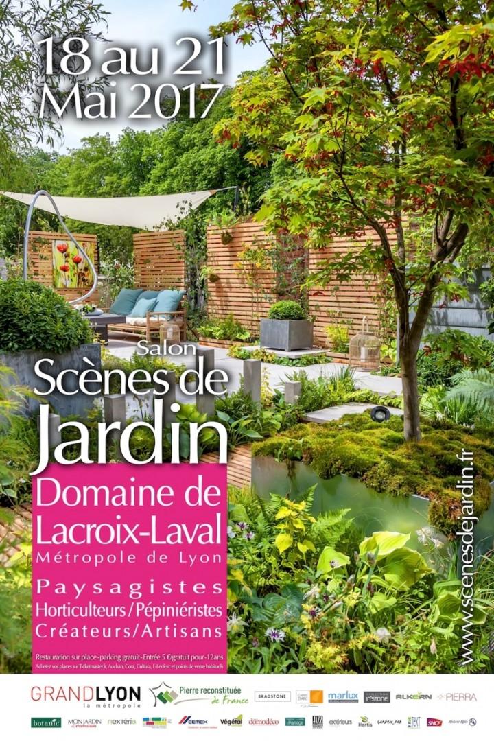 Scènes de Jardin : 3ème édition du salon du j