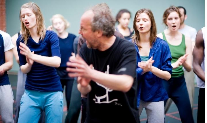 Atelier de Rythme & Mouvement avec Michel Deb