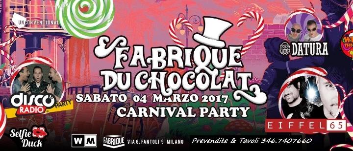 Sabato 4 - Eiffel 65 + DiscoRadio Party - Fab