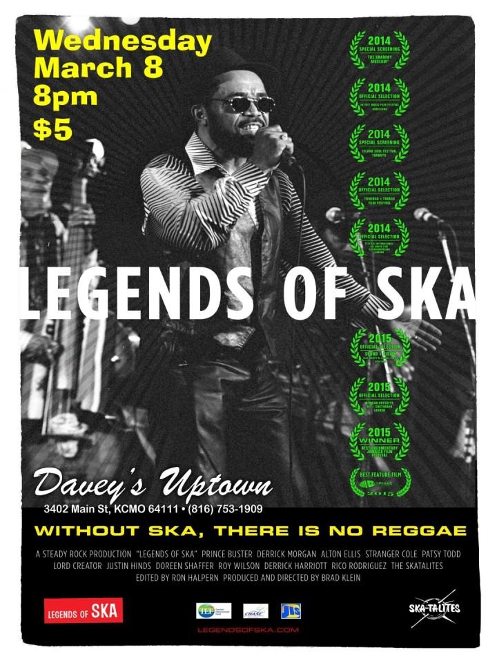 Legends of Ska Film Screening
