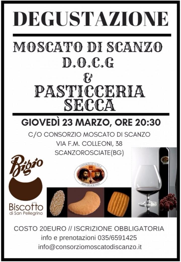 PROVIAMOLO! Degustazione di Moscato di Scanzo