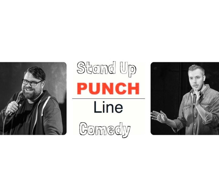Stand Up Comedy Show *Punchline* in Berlin-Mi