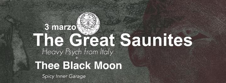Pastificio Elettrico // The Great Saunites +