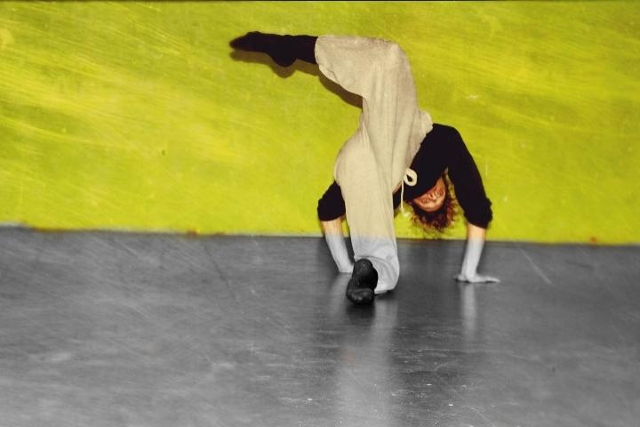 Danza contemporánea: De la sensación a las imágenes