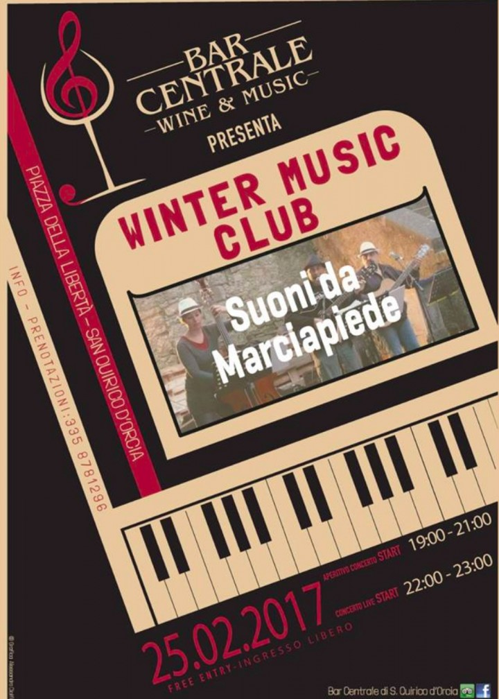 Winter Music Club