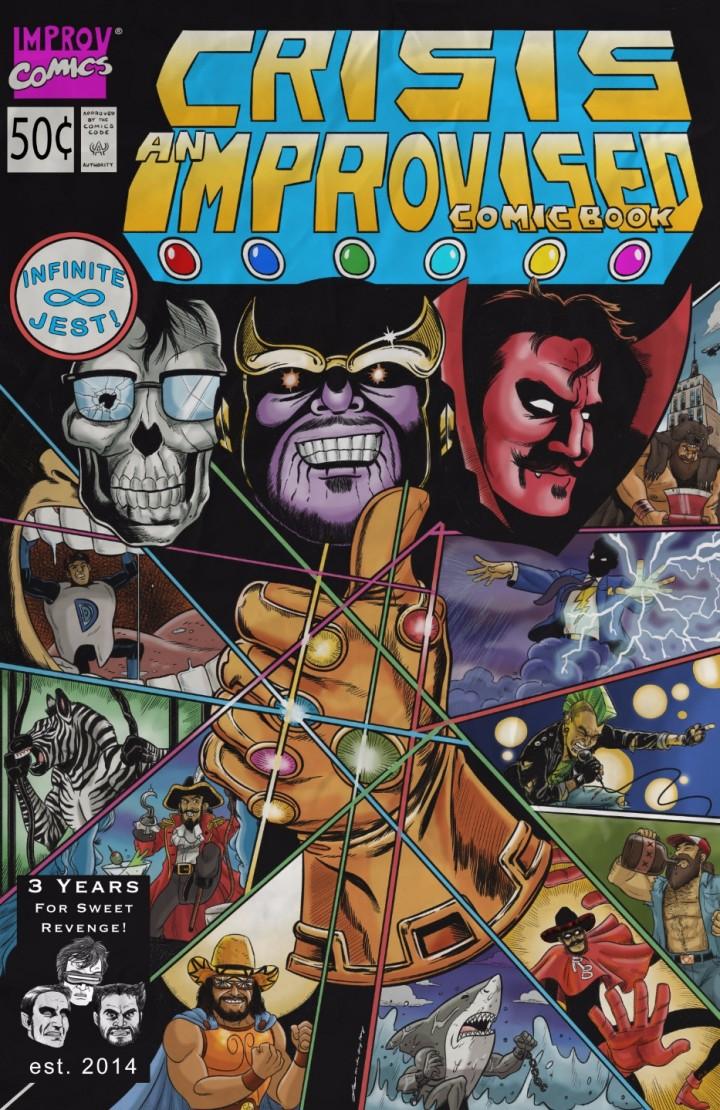Crisis: An Improvised Comic Book