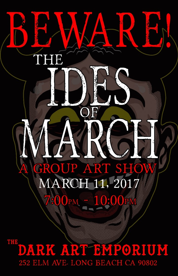 The Ides of March - A Group Art Show