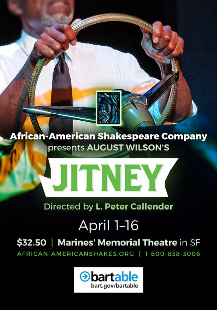 August Wilson's JITNEY presented by African-A