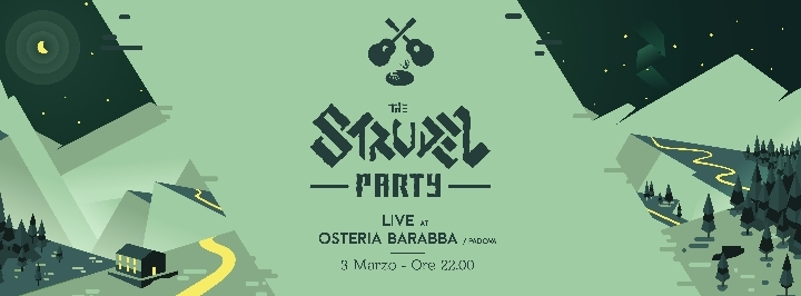 The Strudel Party Live at Osteria Barabba