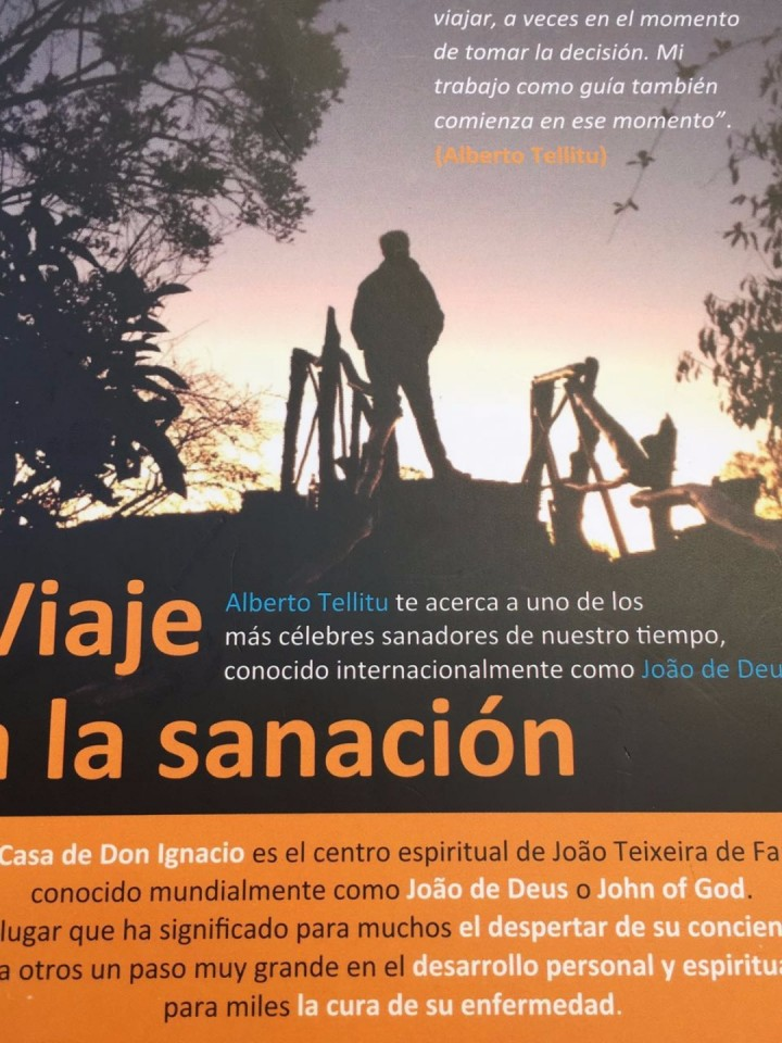 Charla coloquio y documental sobre Joao de De