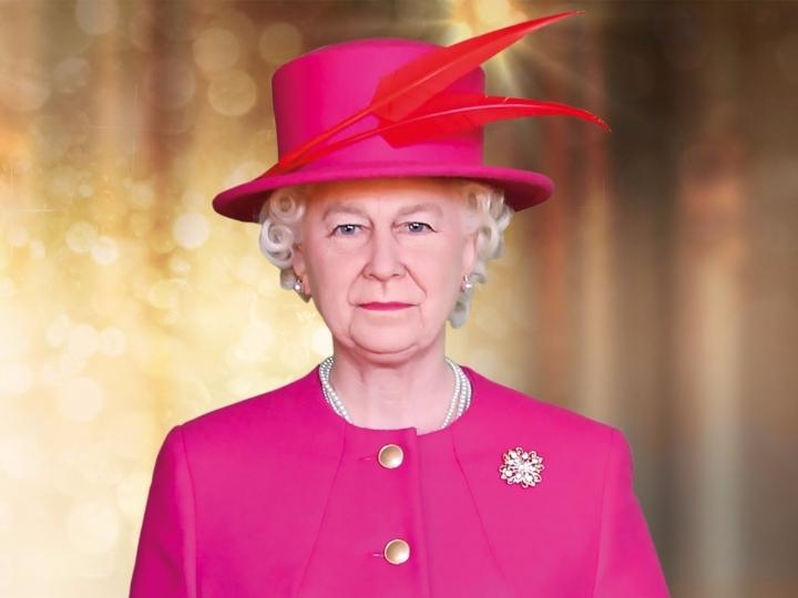 The Queen is in town!