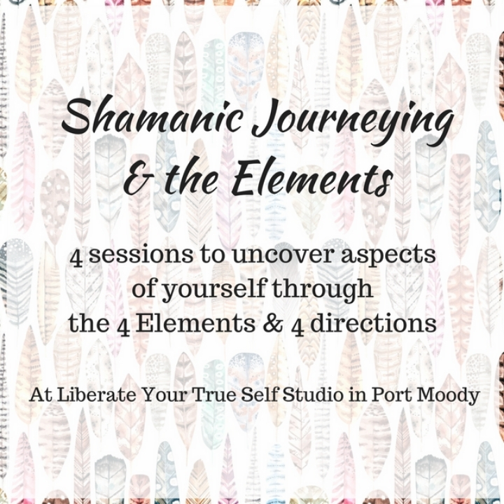 Shamanic Journeying - Earth Element & the Physical Self