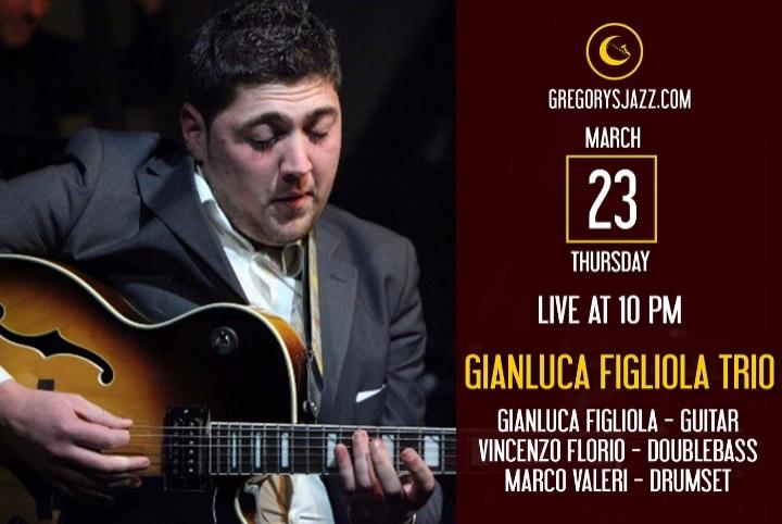 Gianluca Figliola Trio