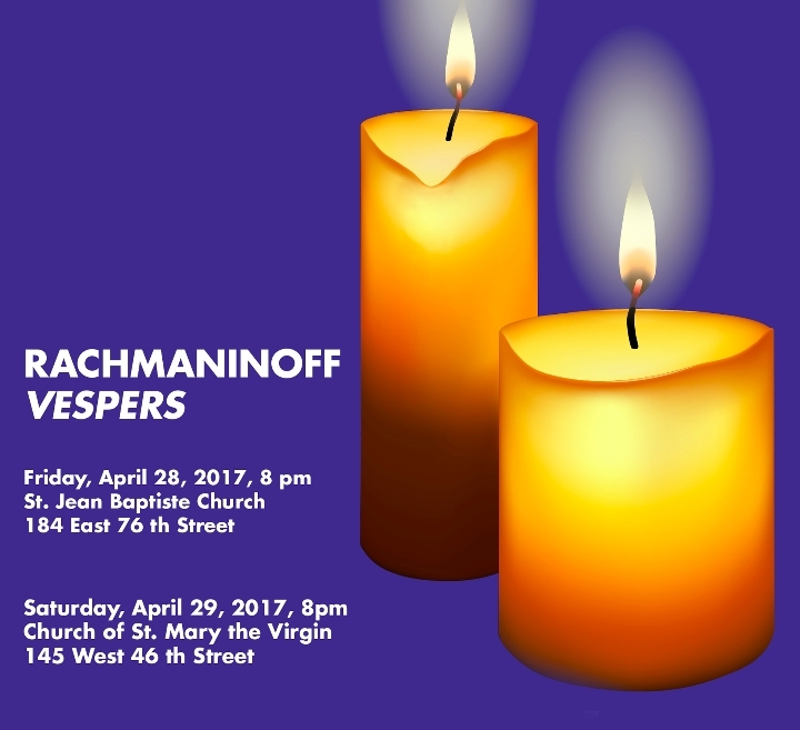 New York City Master Chorale Presents: Rachma