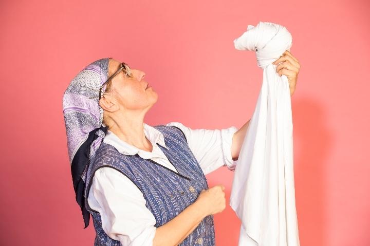 frau franzi - Dienstag ist Putztag