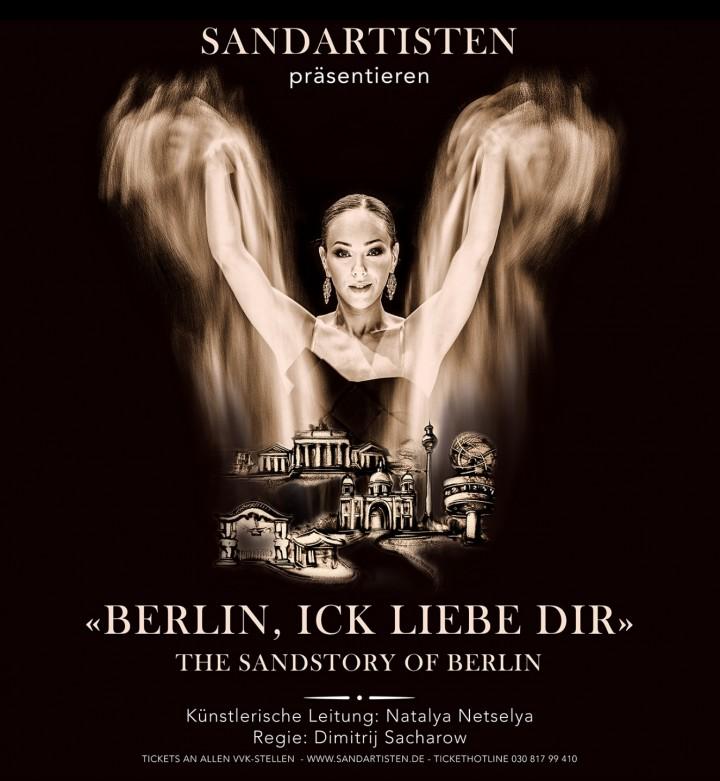 """Berlin, ick liebe Dir"" - the sand-story of B"