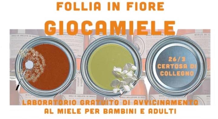 GIOCAMIELE - Follia in Fiore a Collegno