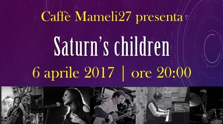 Saturn's Children band al Mameli27