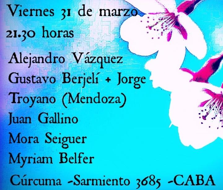 Canción itinerante 9na edición