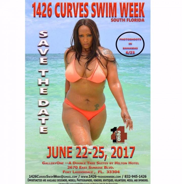 LS 1426 Presents 1426 Curves Swim Week