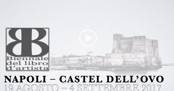 Risultati immagini per LIBRO D'ARTISTA A CASTEL DELL'OVO
