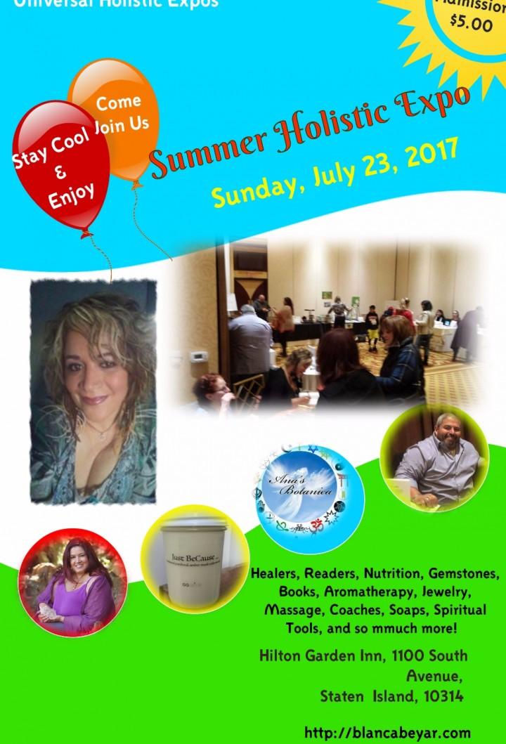 Summer Holistic Expo