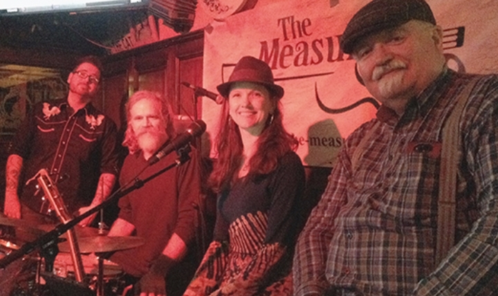 The Measure at Kitty Hoynes!