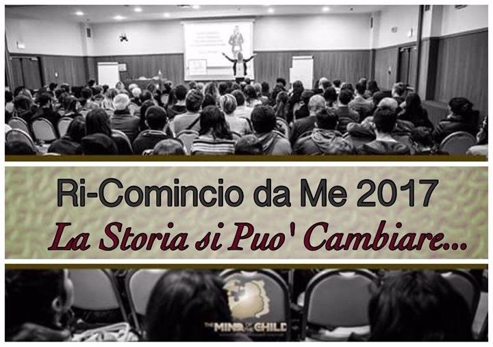 Ri-Comincio da Me - Roma, 30 Aprile 2017