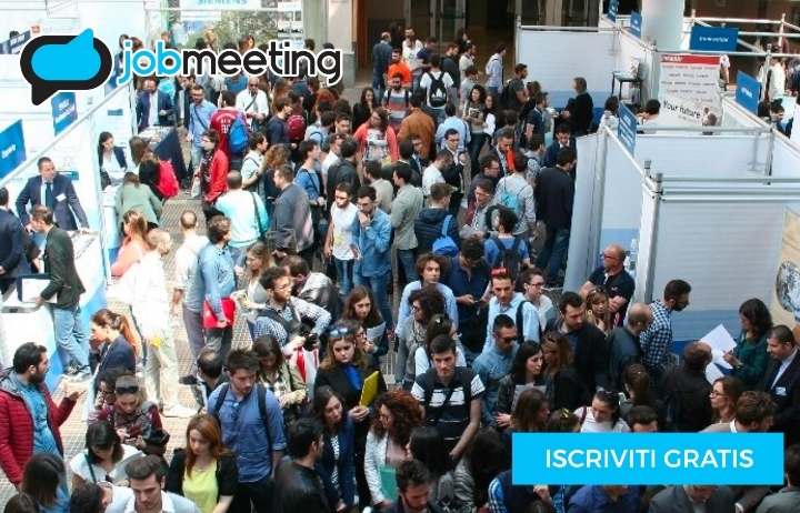 Job Meeting ROMA 2017 - Le aziende e le busin