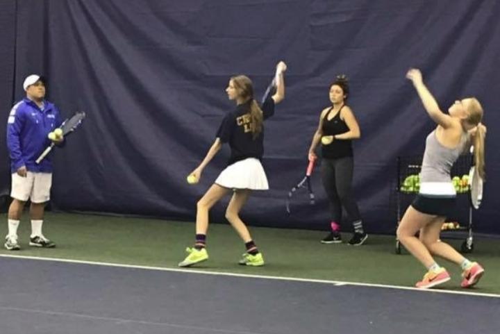 SPORTIME, John McEnroe Tennis Academy Scholar