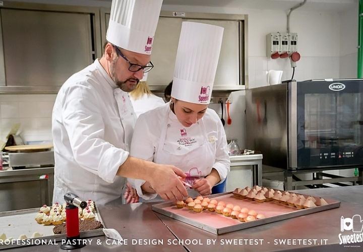 Professione Pasticcere Cake Designer (Pastry