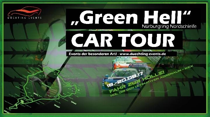 Green Hell Car Tour - Hol Dir Deinen Adrenalin-Kick