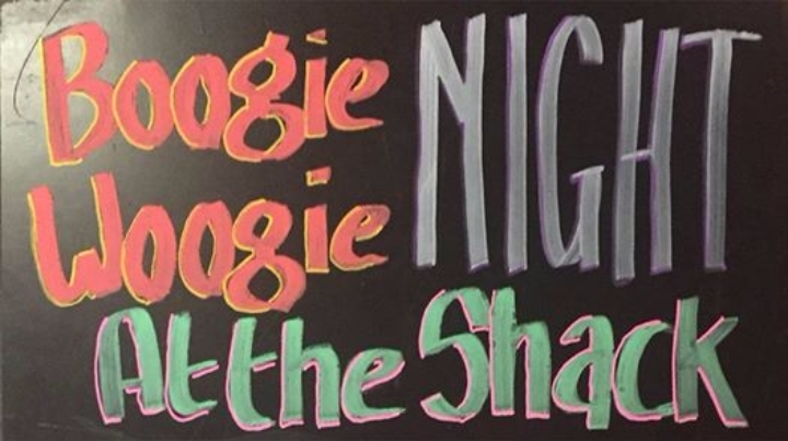 Boogie Woogie Night at the Shack