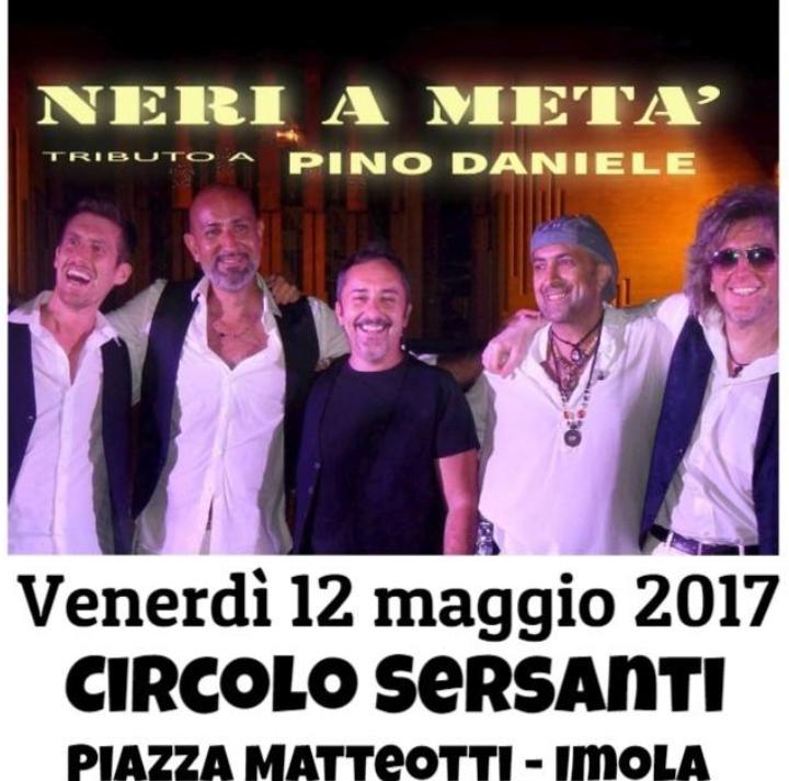 A.T.I. Bologna Production Present NERI A METÀ