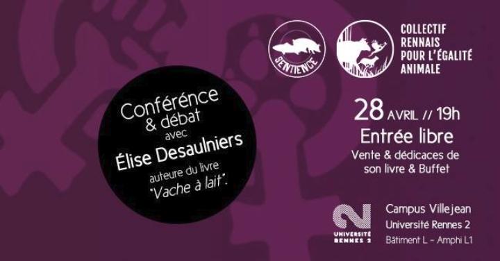 Conférence - La parole des femmes sur la ques