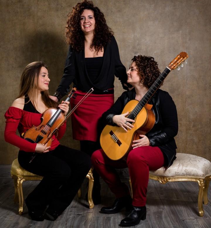 Trio Esperidi in NapoliAlterEgo @ Fantasmatic