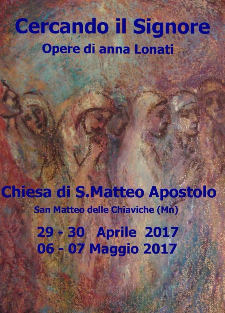 """""""Cercando il Signore"""" Opere di Anna Lonati"""
