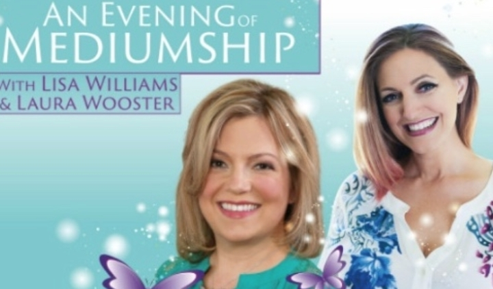 An Evening of Mediumship with Lisa Williams &