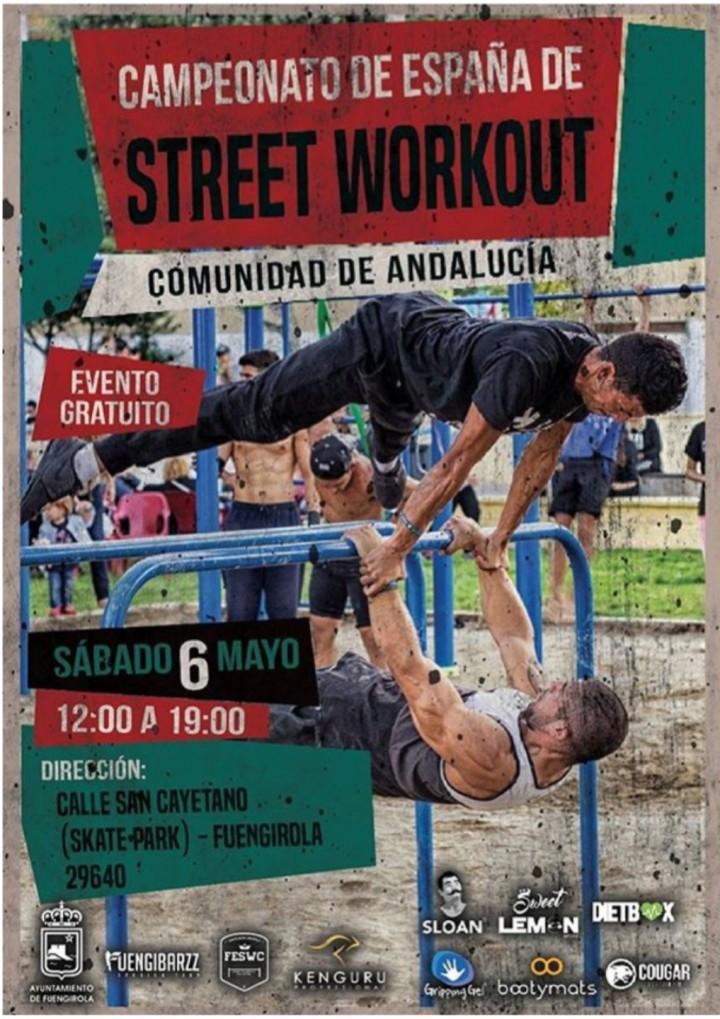 Campionato Nacional de Street Workout