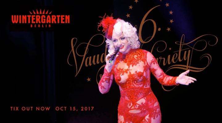 6. Vaudeville Variety Burlesque Revue