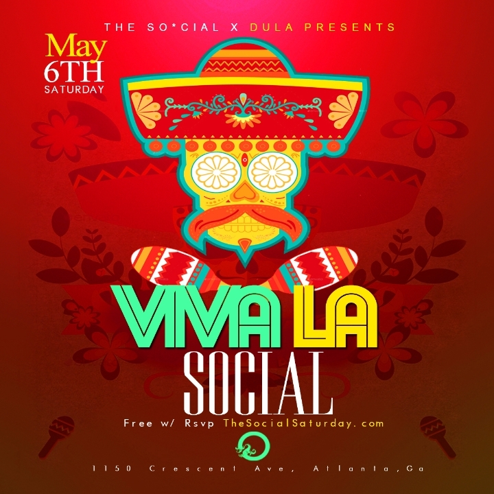 The Social x Dula presents   Viva La Social