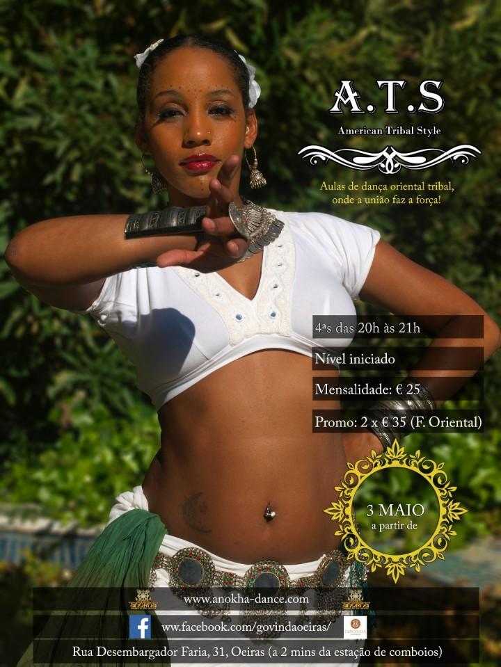 Aulas de A.T.S (American Tribal Style)
