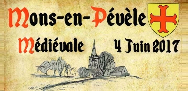 Fête médiévale de Mons en Pévèle