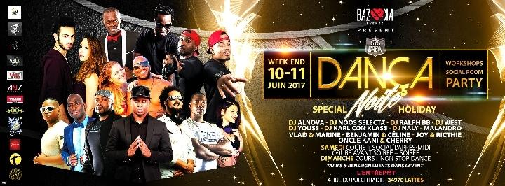 Dança Noite Montpellier : Special Holiday