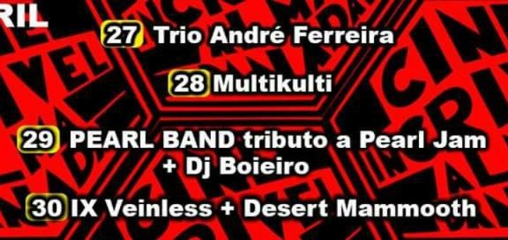 Trio André Ferreira - JAZZ'me