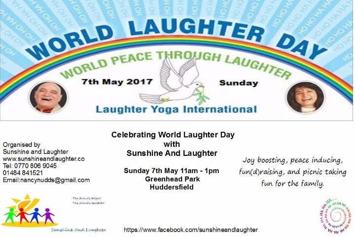 Huddersfield World Laughter Day