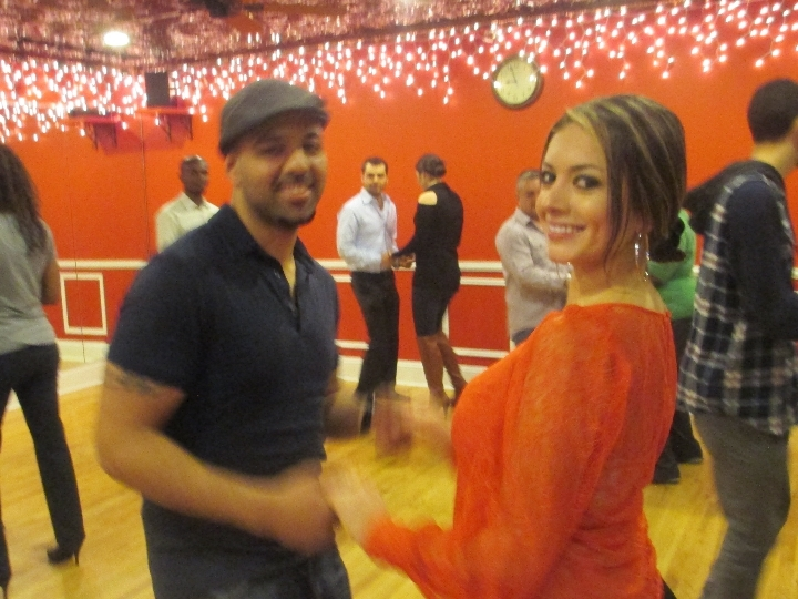 SALSA CLASSES NYC for FREE