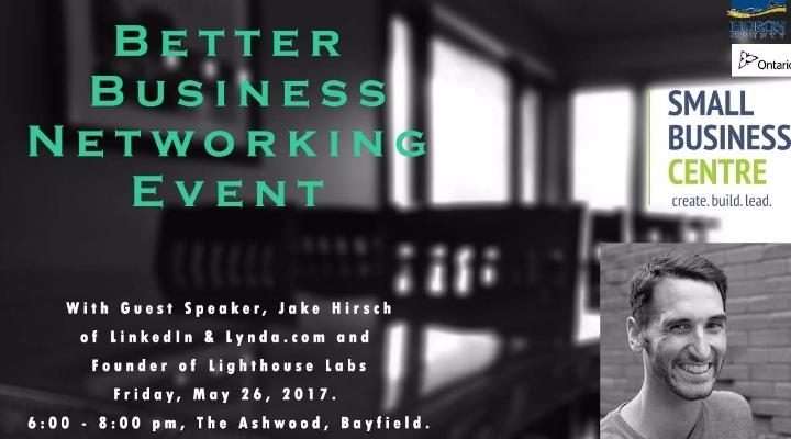 Better Business Networking Evening