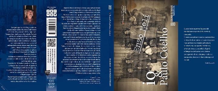"""""""io & Paulo Coelho""""     Salone del Libro Tori"""